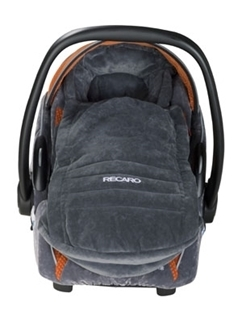 Picture of RECARO Young Profi Plus SLEEPING BAG