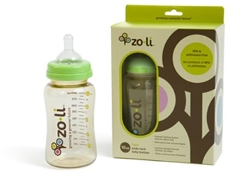 Picture of ZoLi 300ml PES bottles (2 per set)
