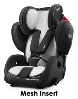 Picture of RECARO Young Sport AIR MESH INSERT