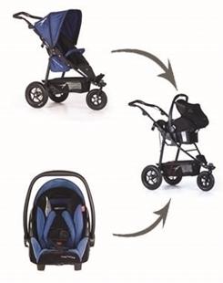 Joggster Lite Twist Newborn Seat