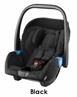 Picture of TFK Joggster 12 inch, Quick Fix Carry Cot, RECARO Privia and Isofix Base